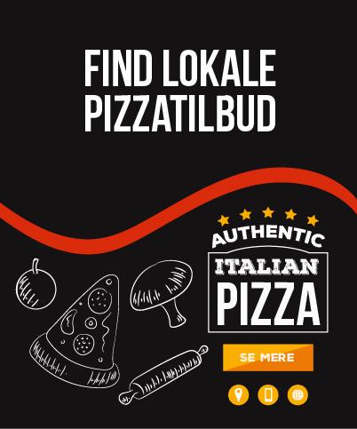 Find Lokale PizzaTilbud