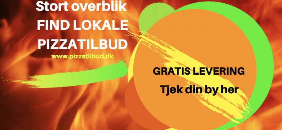Gratis Levering Pizzatilbud.dk
