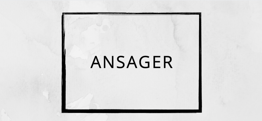 Pizza tilbud Ansager