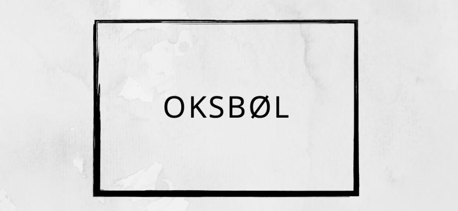 Pizza tilbud Oksbøl