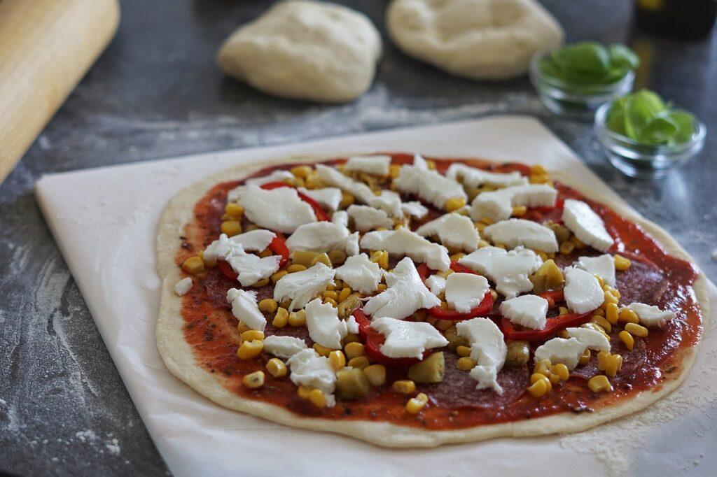 Lær at lave pizza